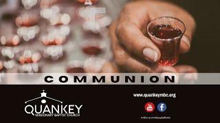 Communion Services Feb. 07, 2021
