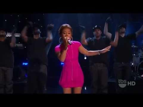 Keyshia Cole - Take Me Away - Conan O'Brien Live