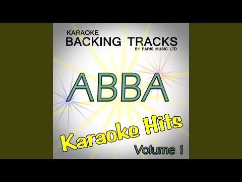 S.O.S. (Originally Performed By Abba) (Karaoke Version)