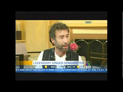 Interview with Paul Rodgers on Canada AM