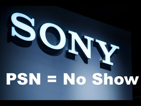 Sony announces Sony Interactive Entertainment, but doesn't mention PSN