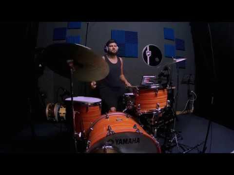STEVE JORDAN - Dreaming With A Broken Heart (John Mayer) [Drum Cover] By Miki Grau