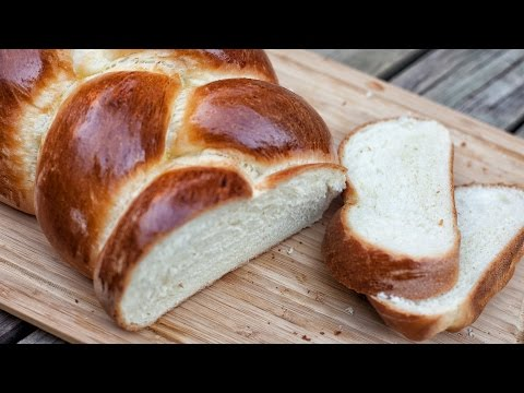 Polish Braided Bread - Chalka - Recipe #177