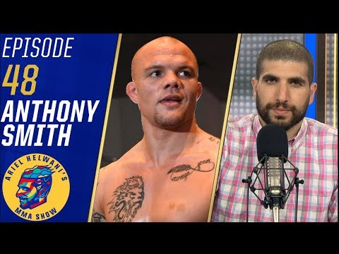 anthony-smith:-'alexander-gustafsson-can't-beat-me'-|-ariel-helwani's-mma-show