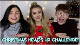 HEADS UP CHRISTMAS EDITION ft. Abbie and Ethan | DAY 1