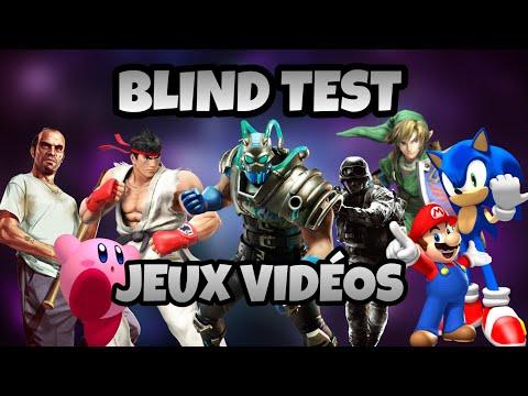 BLIND TEST JEUX VIDÉOS (PLUS DE 40 EXTRAITS)