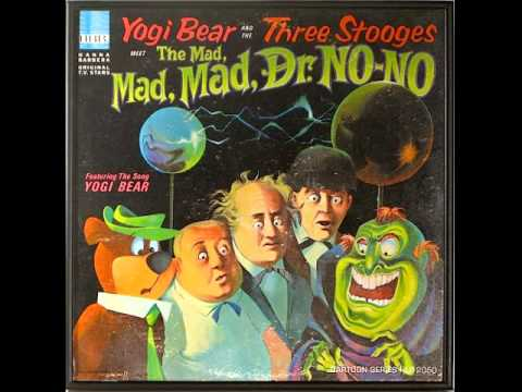 Yogi Bear & The 3 Stooges Meet The Mad, Mad, Mad Dr. No-No Part 2