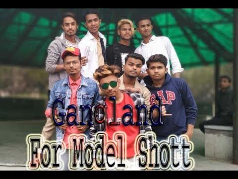 Gangland| Mankirt Aulakh Feat Deep Kahlon | Choreography For Model Shoot...