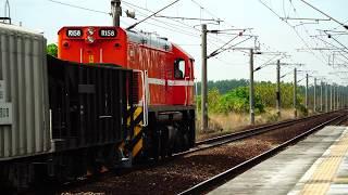2019.01.31 貨物列車7802次通過六塊厝站