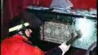 1997 Salvataggio della Sacra Sindone a Torino