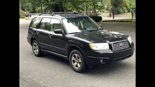 2006 Subaru Forester 4dr 2.5 X Auto FULLY SERVICED! (WOODINVILLE, Washington)