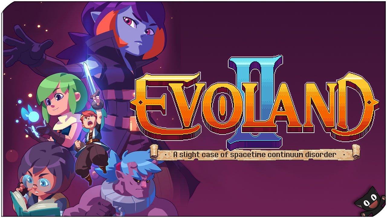 Adoro este juego!! | 01 | Evoland 2 (2.0)