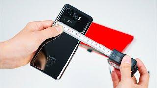 Обзор Xiaomi Mi 11 Ultra - ВОТ ЭТО УЧУДИЛИ