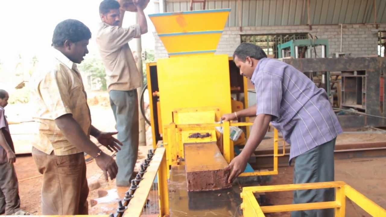 Pug Mill Wire Cut Brick Making Machine Clay Brick