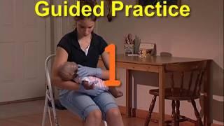 Video 4 Conscious Choking— Infant