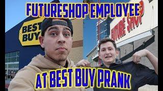 Future Shop Employee at Best Buy Prank