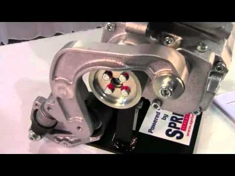 Mini Cooper R52 & R53 Supercharger from Sprintex Superchargers ID12205