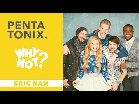 [와이낫] 펜타토닉스를 만나다 l Pentatonix Interview in Seoul X Eric Nam
