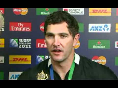 Stephen Donald - Rugby World Cup 23.10.2011