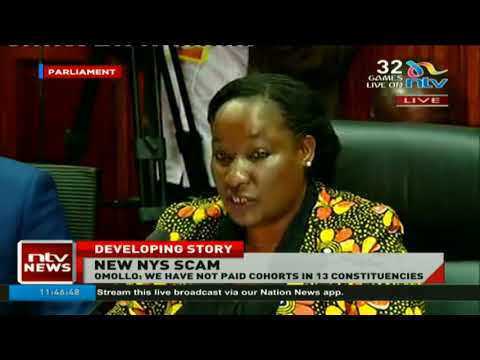 PS Lillian Omollo Submits Her Written Statement On The NYS Scandal