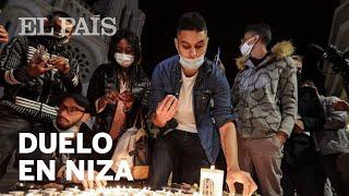 ATENTADO en NIZA: la ciudad trata de recomponerse tras un nuevo ataque