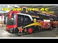 RILIS Bus Baru TANPA AC !! BINTANG UTARA PUTRA MERCEDES BENZ 1526 NG BODY AVANTE KAROSERI TENTREM