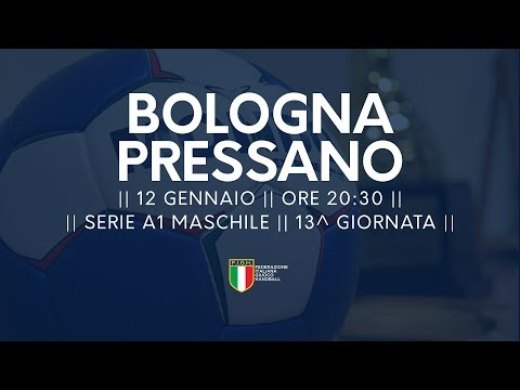 Serie A1M [13^]: Bologna - Pressano 22-28