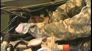 MOS91B Wheeled Vehicle Mechanic (91B)