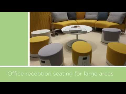Whats HOT in Office Furniture seating 2016