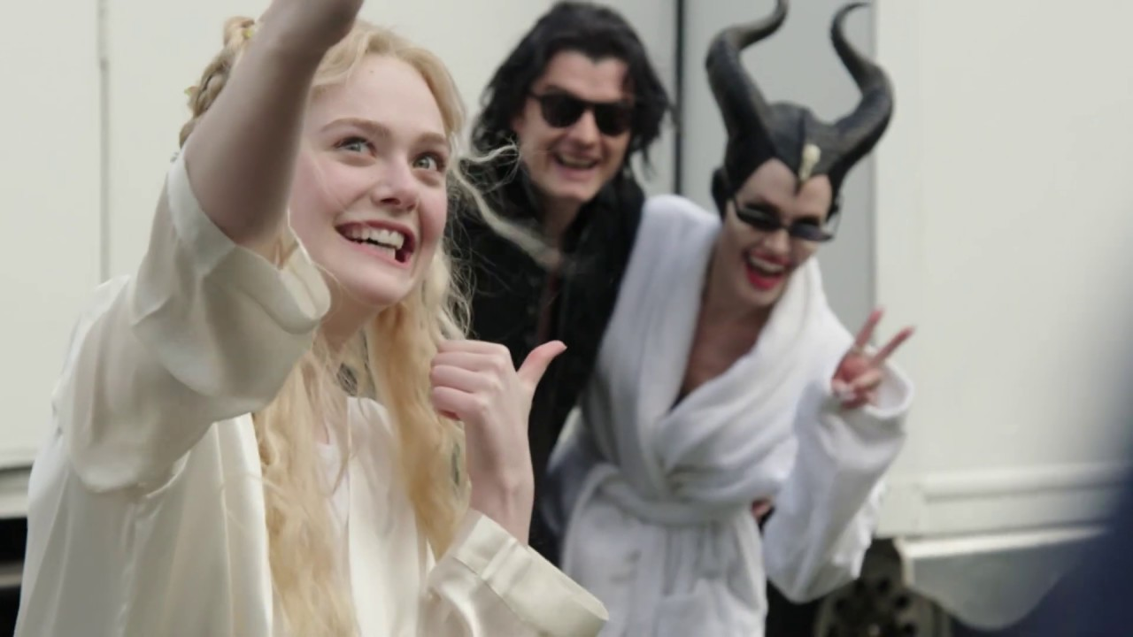 Return To The Moors With A New Maleficent Mistress Of Evil