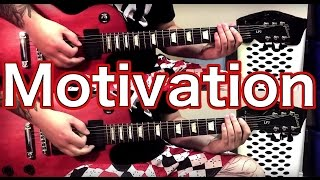 Motivation Sum 41 Instrumental Cover
