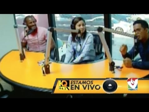 Entrevista A Max Garcia En La Cabina De Buscando Sonido - (1/2)
