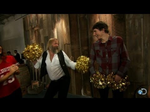 Insane Moments and Embarassing Questions  Gold Rush The Dirt