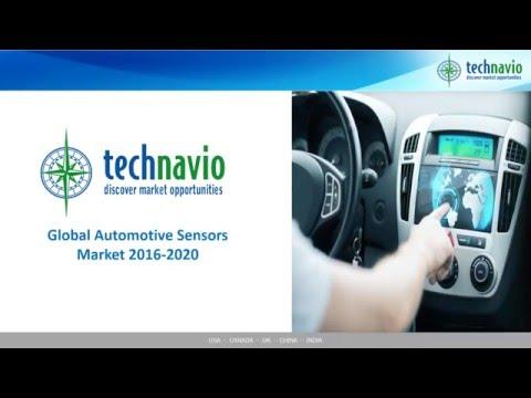 Global Automotive Sensors Market 2016-2020