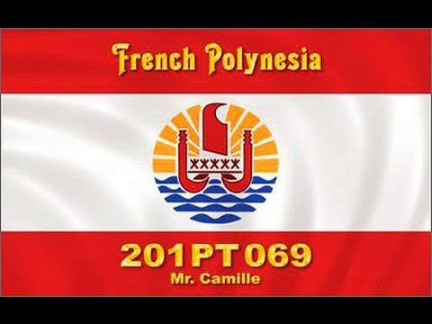 201PT069 Camille from French Polynesia - 26.09.2012
