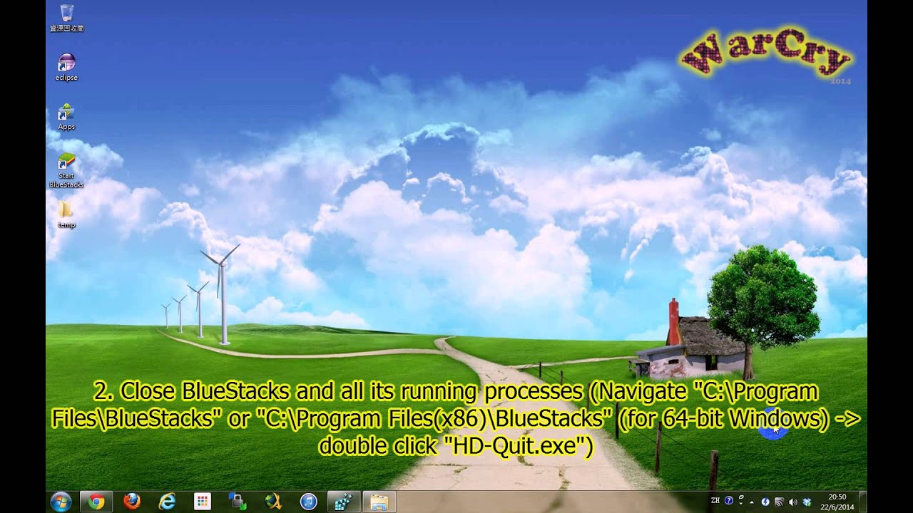 [bluestacks] How To Increase The Memory Size (ram Size)
