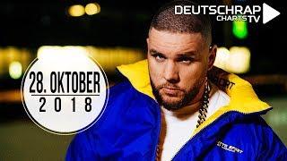 TOP 20 Deutschrap CHARTS   28. Oktober 2018