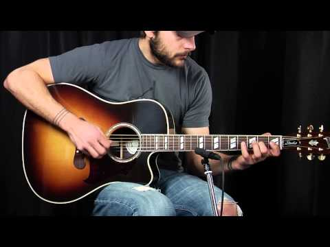 Gibson Songwriter Deluxe Studio Review  How does it sound?