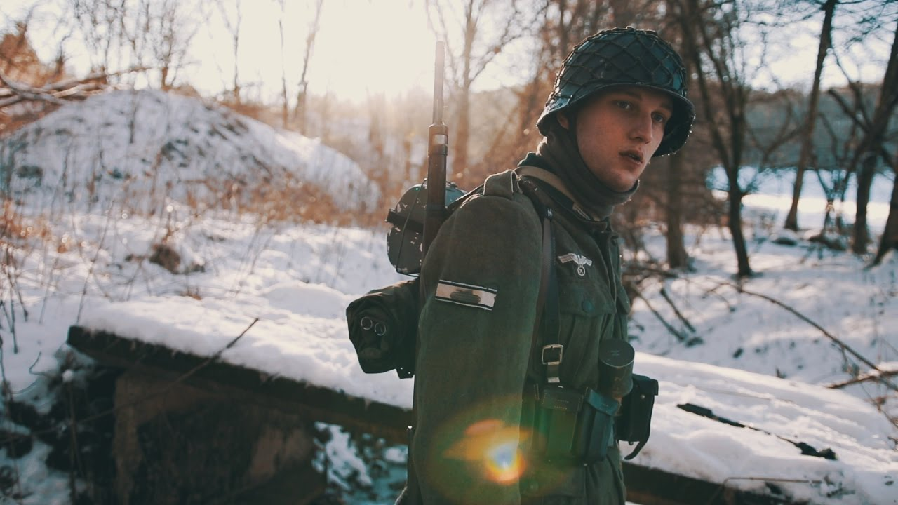 Canon 80d Used >> Bloody Snow- WW2 Short Film - EOS 80D (VisionColor) [1080p] - YouTube