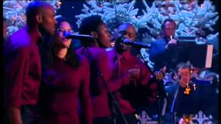 "Michael Bublé Xmas Live : Home For Christmas (Baby Please Come Home)"", HQ"