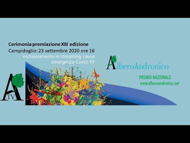 Premiazione XIII edizione del concorso Alberoandronico