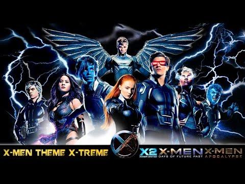 X-MEN Theme X-TREME | John Ottman Film Score Medley | X2 + DOFP + Apocalypse