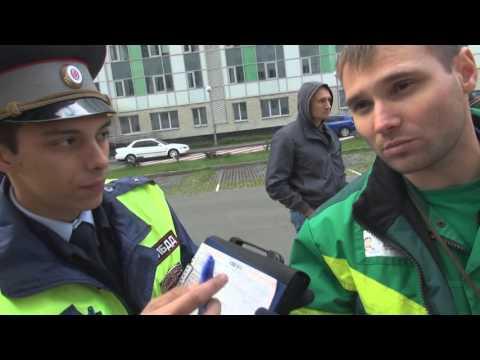 видео: 30 09 2015 Эвакуация машин из дома Рокоссовского 6 к 1