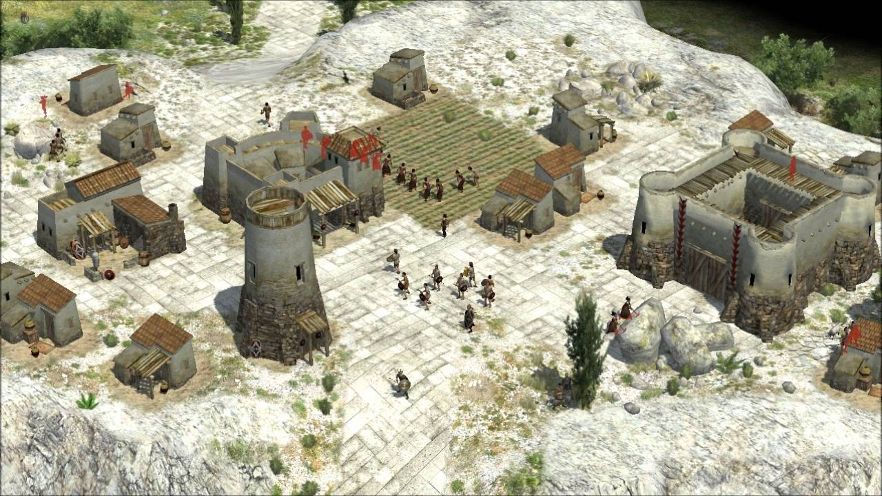 how to make a skirmish map insurgency
