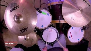 Real Thing Drum Cover by Vertical Worship