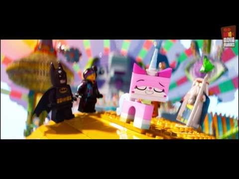 The Lego Movie - Cloud Cuckoo Land | FIRST LOOK clip (2014)