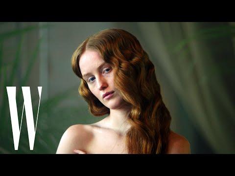 India Salvor Menuez Brings Botticelli's The Birth of Venus To Life | W magazine