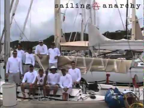 "On-The-Water Anarchy Offshore Report - 2012 Caribbean 600, Day 1, from ""Smile And Wave"""