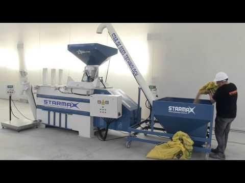 MaxiStar Feed Mill Mixer Machine www.starmax.com.tr