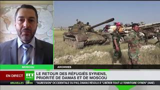 Idlib : «La Turquie a déjà accepté l'opération de reprise de contrôle de Bachar el-Assad»